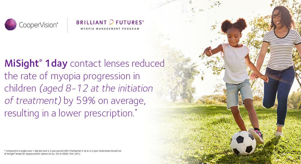 , Myopia Management, New View Optometry